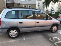 Vauxhall zafira auto