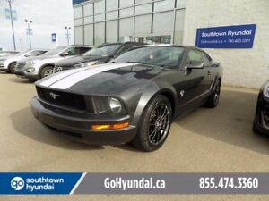 2009 Ford Mustang Shaker Audio/Racing Stripes/Power Option