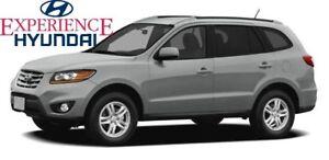 2012 Hyundai Santa Fe GL 2.4 Premium