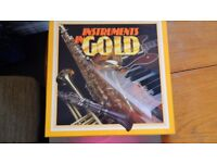 "Boxed Set of LPs ""Instruments in Gold"""
