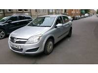 VAUXHALL ASTRA 1.8 PETROL AUTOMATIC