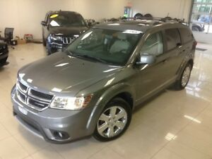 2012 Dodge Journey SXT & Crew, V6, TOIT, BLUETOOTH