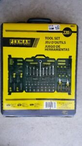 Brand new Fix Man tool set 220pcs never used for sale