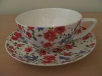 Whittard Cup and Saucer