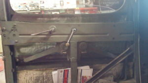 Wanted 1946 chev/gmc drivers window regulator as seen in pic