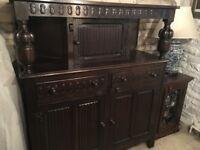 Victorian Buffet/dresser