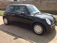 Mini One 2002 Black, Very Low Mileage
