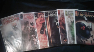 Image comics Violent Messiahs #1-7 Plus Extra Variant #1