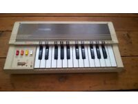 RARE Bontempi Memoplay / Analogue Monophonic Keyboard