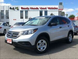 2013 Honda CR-V LX -  Rear Camera - Heated Seats