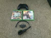 Xbox 500gb for sale with everything