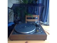 Pioneer PL12d turntable, in good working condition VINTAGE