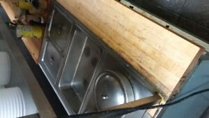 Used Buffet Restaurant equipments, Tables and Chairs