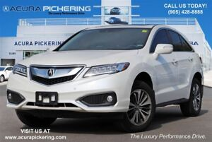 2017 Acura RDX Elite Pkg|Leather|Navi|Sunroof