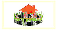 GEOFF'S LAWN CARE & HOME MAINTENANCE