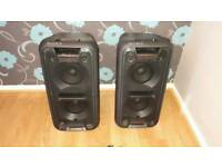 2x Sony Gtk-xb7 Speakers