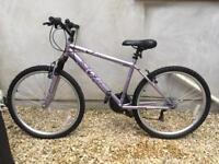 Apollo Jewel Ladies/Girls mountain bike