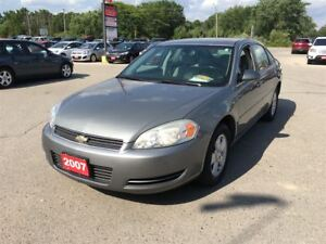 2007 Chevrolet Impala LS! CLEAN CARPROOF!