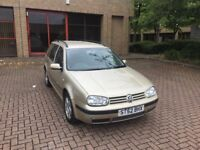 Volkswagen Golf 1.9 tdi pd 130 10 stamps in the book spare key long mot Leon Astra corsa berlingo