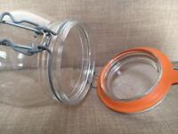2l Vintage Arc Canning/Mason/Kilner style Jar - Many available