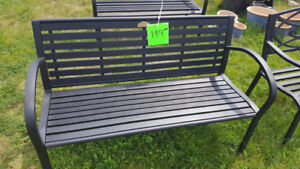 Benches for Garden and Backyard - 20% OFF!