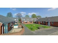 1 Bed 2 Person Flat - over 55 - weekly rent at the sign up is required