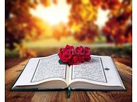 Quran, Tajweed and Islamic Lessons Tutor for all ages