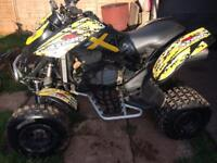 Can am 650 ds bombardier