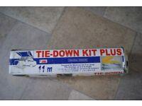 Caravan Awning Tie Down Kit Plus (storm strap)