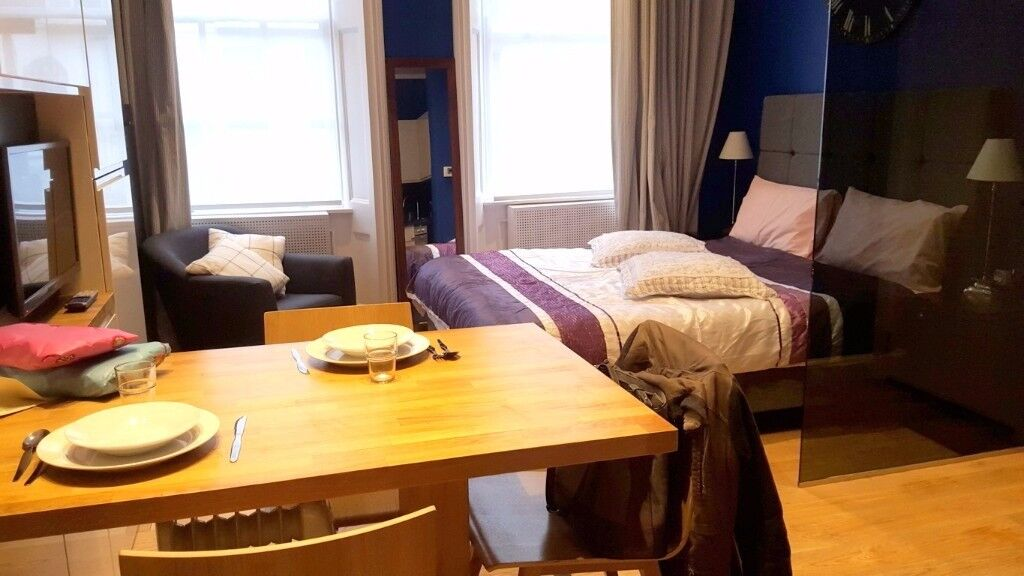 available*LUXURY SUPER MODERN STUDIO APARTMENT *CENTRAL LONDON*