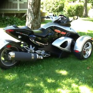 Can-Am Spyder très propre
