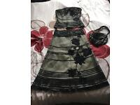Coast skirt, top and bag set. Size 8.