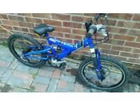 5 speed mountain bike