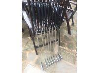 Golf clubs king cobra 3 - sw ( 9 irons )