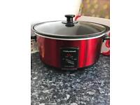 Morphy Richards Sear Slow Cooker