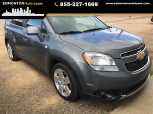 2012 Chevrolet Orlando LTZ LEATHER SUNROOF FINANCING APPROVED