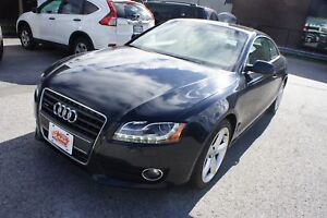 2012 Audi A5 2.0T PREMIUM | QUATTRO | POWER GROUP | LEATHER | S