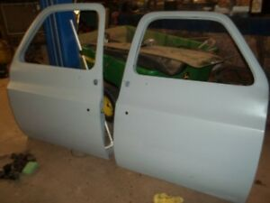 1976 Chevrolet C10 Cab, Doors, Rad support & engine hood