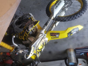 Rm-z 450 full injection