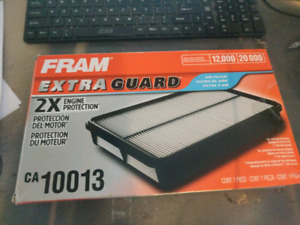 New Fram CA10013 engine air filter