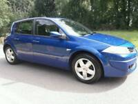 RENAULT MEGANE 2007/12 MONTHS MOT 1.4CC CAR DRIVES THE BEST