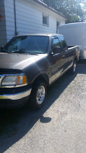 2003 ford f150 lady owned