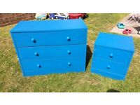 Two Chests Of Drawers For Boys Bedroom