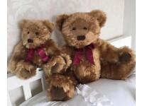 "Russ Teddy ""Gregory"" Bears"