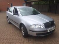 Skoda Octavia 1.6 fsi timming chain driven fsh 80k 08reg 1 year mot no advisory