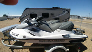 Two 2006 Seadoo GTX Supercharged for sale