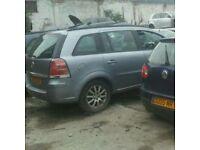 Vauxhall zafira b 1.9 cdti z19dt z19dth breaking for spares 05-10