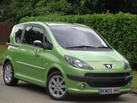 2005 Peugeot 1007 1.6 16v AUTOMATIC Sport***LOW MILS 71K + BARGAIN***