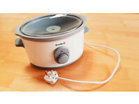 Breville slow cooker 3.5L (as new)