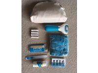 BRAND NEW Scholl Velvet Smooth Pedicure Gift Bag